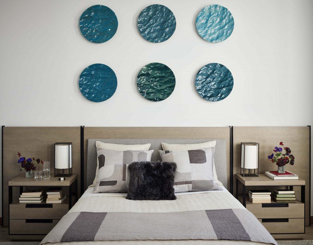 Mathieu Lehanneur's 50 Seas ceramic discs   Art in Interior Design