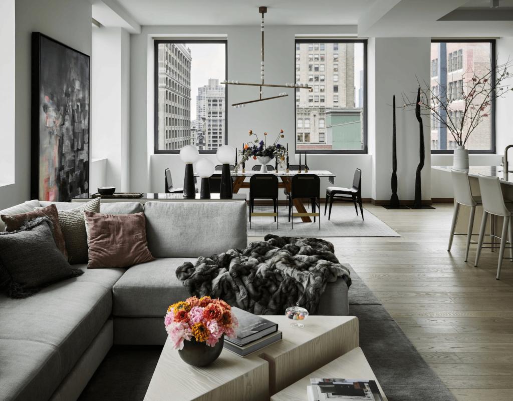 NoMad Manhattan Apartment