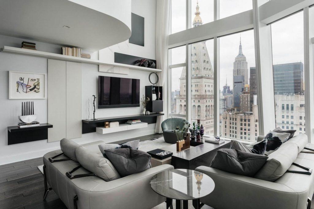 Madison Square Park Tower Apartment