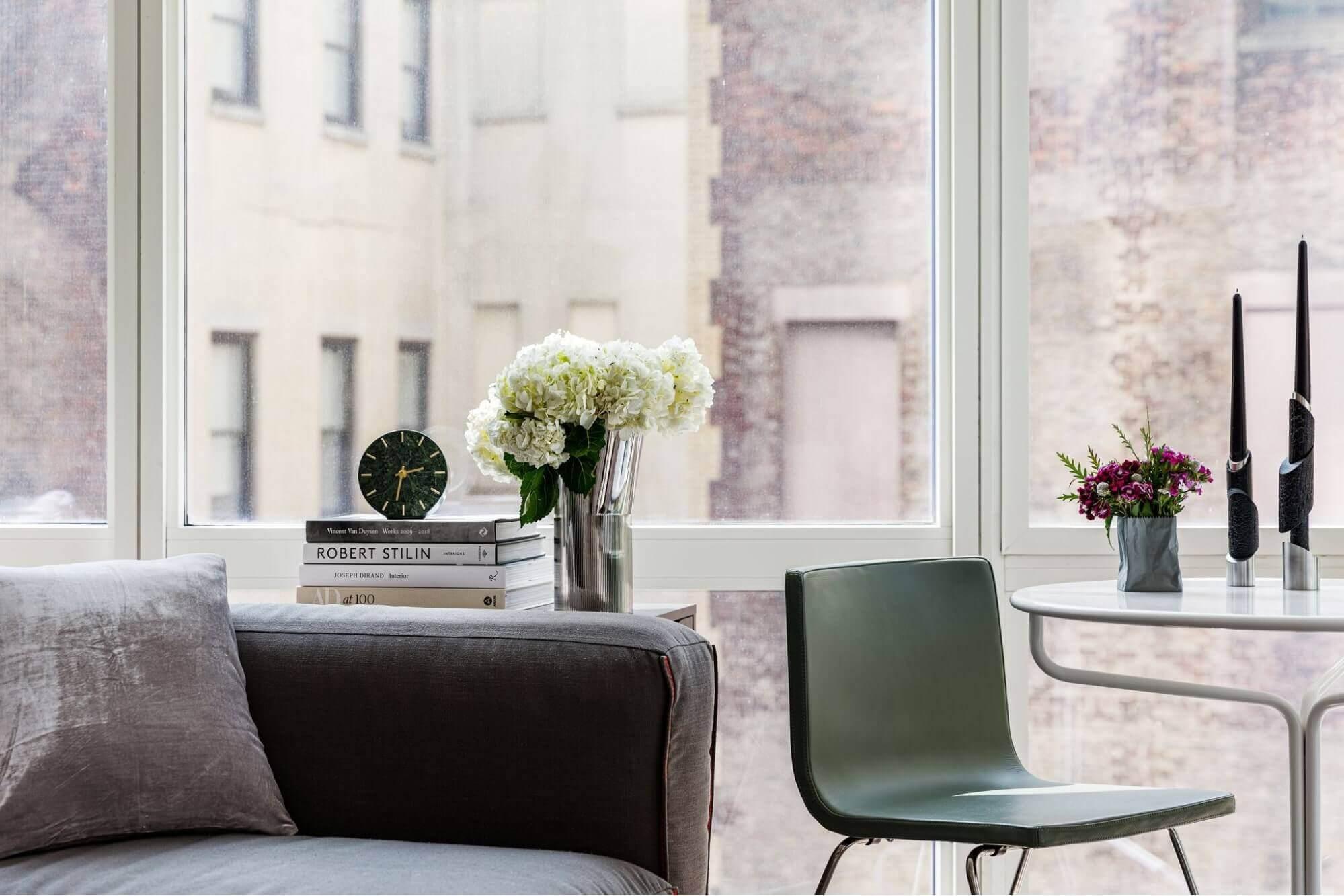warm home's interior